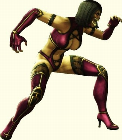 Queen of Outworld
